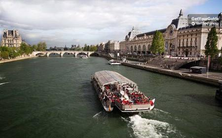 Paris: Eiffel Tower, Seine Cruise, and City Tour