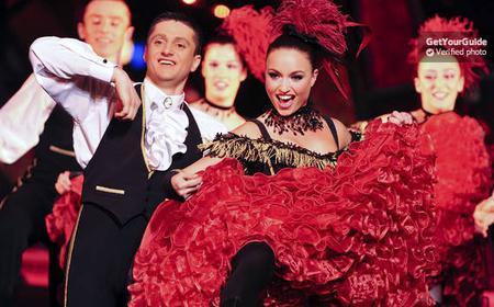 Paradis Latin Show & Champagne