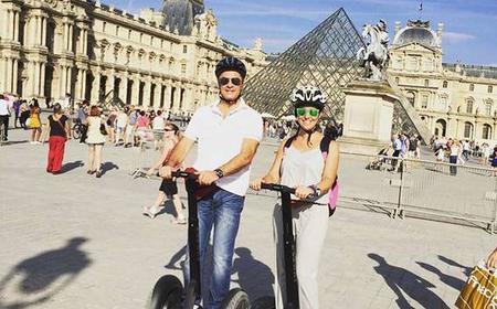 Paris: 90 Minutes Segway Private Tour