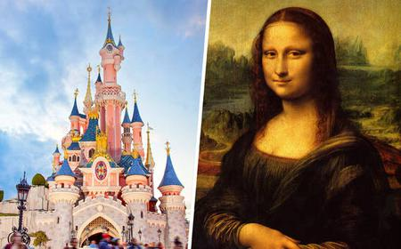 Disneyland® Paris & Skip-the-Line Louvre Museum Tickets