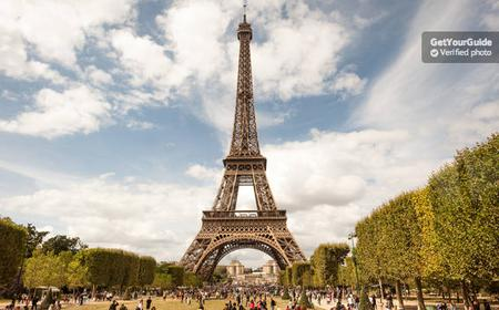 Skip the Line: Eiffel Tower Summit, Louvre, and Cruise