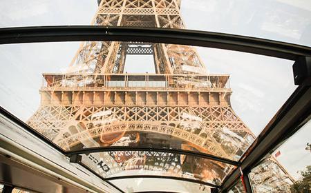 Paris Food Tour: Bustronome Gourmet Tour of Paris