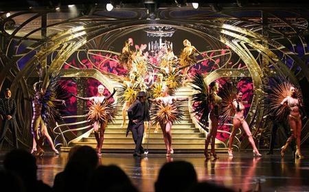 Paris Merveilles: Le Lido Show and Champagne