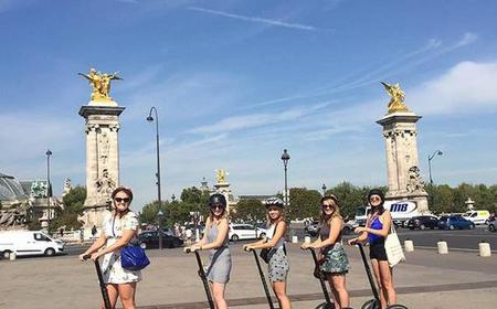 Paris: 3-Hour Private Segway Tour