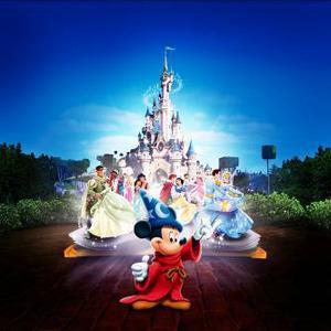 Disneyland Paris Full-Day Ticket with Transportation