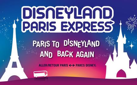 Disneyland® Paris Express Tickets and Shuttle Transport