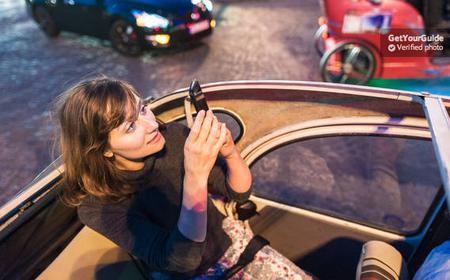 Private tour of Paris by Night with Champagne