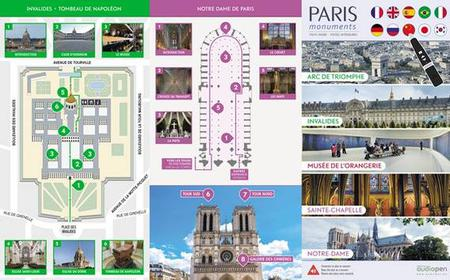 Paris: 4-Day Audiopen Self-Guided Tour with Museum Pass