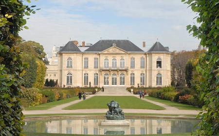 Paris Rodin Museum 2-Hour Private Tour
