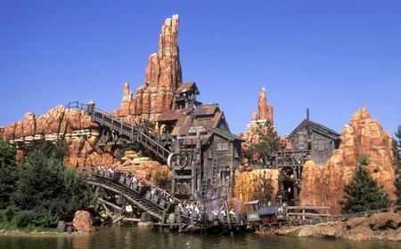 Disneyland Paris Skip-the-Line Ticket and Transfer