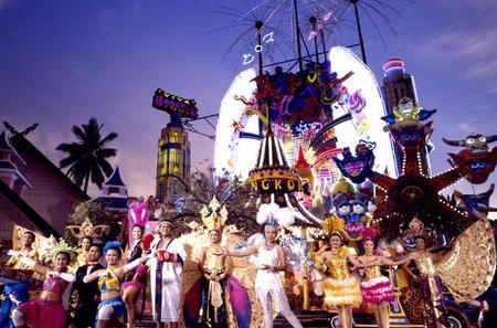 Evening Phuket Fantasea Show Including Dinner