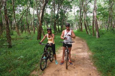 Half-Day Phuket Countryside Bike Tour