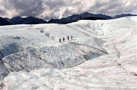 Private Root Glacier Hike