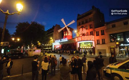 Paris: Moulin Rouge Show with Dinner Options