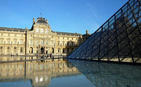 Guided Paris City and Louvre Tour with Eiffel Tower Lunch