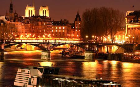 Dinner Cruise on the Seine & Lido de Paris Cabaret Show