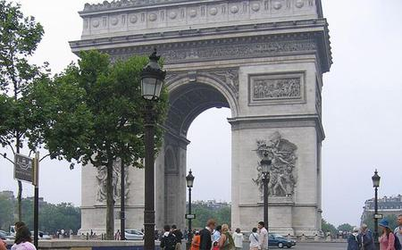 Paris Full-Day Small Group Tour with Driver-Guide