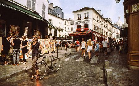 Paris: Notre Dame, Louvre, Seine, and Montmartre Day Tour
