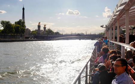 6-Hour Paris Tour: Eiffel Tower, River Cruise & Lido Show