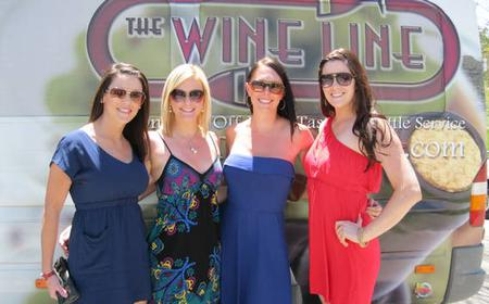 Paso Robles: 5-Hour Hop-On Hop-Off Wine Tasting Tour