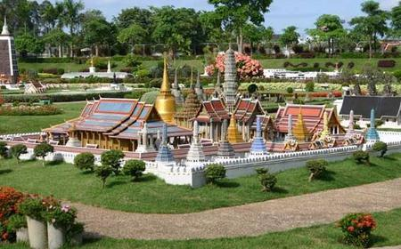 Pattaya: Mini Siam Miniature Village 2-Hour Tour