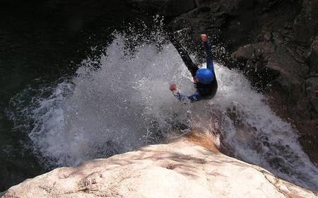 Pau initiation canyoning - development