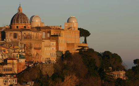 From Civitavecchia Port: Castel Gandolfo Pontifical Villas