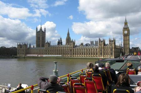 London-Pass inklusive Hop-on-Hop-off-Tour