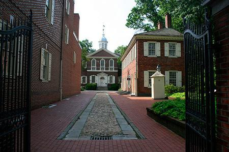 Philadelphia Colonial City in Context