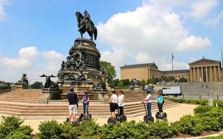 Philadelphia: 3-Hour Full City Segway Tour