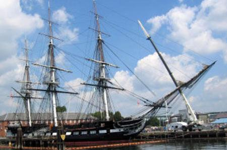 Boston Freedom Trail Day Trip from New York