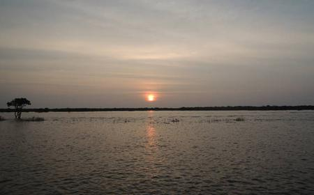 Phnom Penh: 2.5-Hour Sunset River Cruise