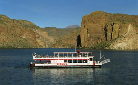 Apache Trail & Dolly Steamboat One-Day Van Tour