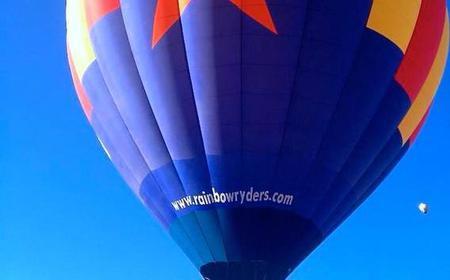 Phoenix Hot Air Balloon Half-Day Adventure