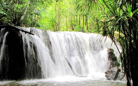 Phu Quoc Picnic Tour at Da Ban Stream