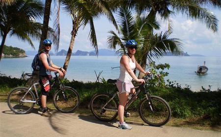 Full Day Bike Tour on Koh Yao Noi