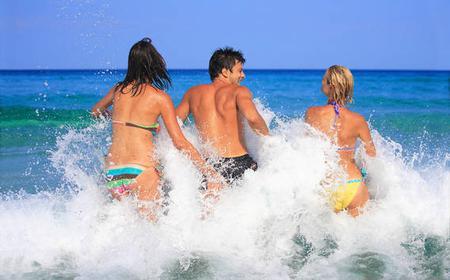 Athens Shore Excursion: Vouliagmeni Beach Day Trip