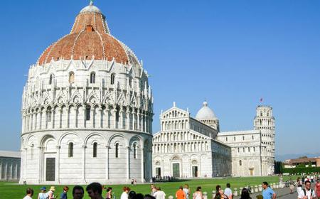 Best of Pisa Guided Tour including the Leaning Tower