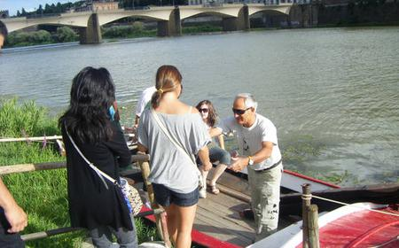 Florence: 90-Minute Boat Ride on the Arno River