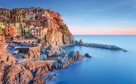 From Florence: 2-Day Combo Amazing Cinque Terre & Tuscany