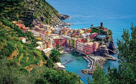 From Florence: 3-Day Combo Tuscany & Cinque Terre Tour