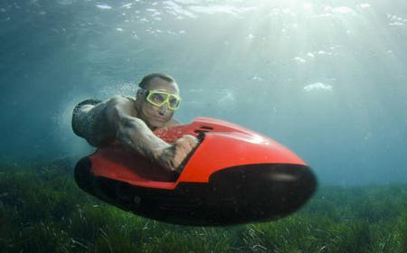 Ibiza Full-Day Seabob Jetski Rental