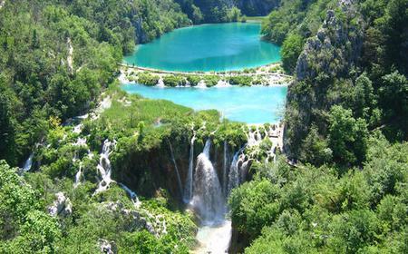 Plitvice Lakes National Park Full-Day Tour from Split