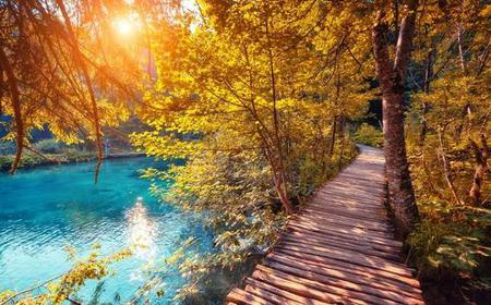 From Zagreb: Plitvice Lakes National Park and Rastoke