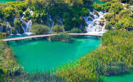 From Zagreb: Plitvice Lakes and Waterfalls Day Trip