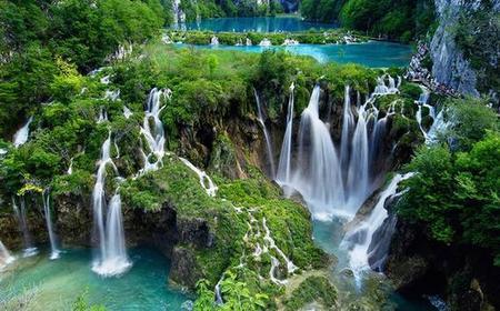 Zagreb to Split: Full-Day Plitvice Lakes Trip
