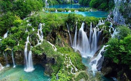From Zadar: 8-Hour Private Plitvice National Park Tour