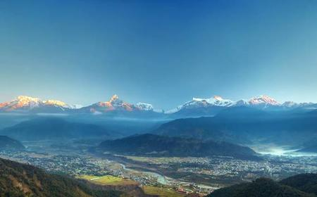 Sarangkot Sunrise Excursion in Pokhara
