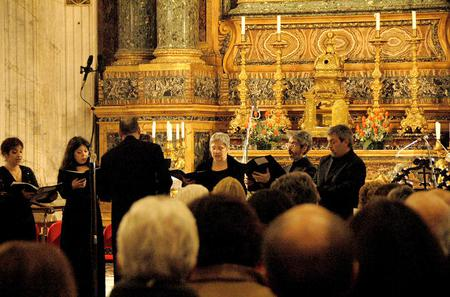 Capuchins Crypt: Christmas Baroque Concert
