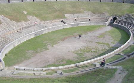 From Naples: Pompeii Half-Day Tour